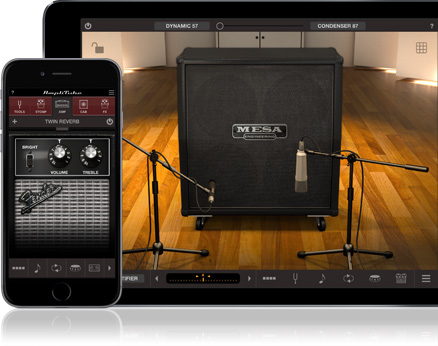 AmpliTube for iOS