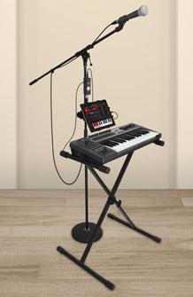 iRig PRO Controller adn Microphone
