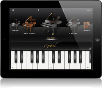 iGrand Piano for iPad
