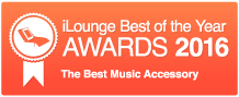 iRig Pro DUO. iLounge Best of the Year Awards 2016