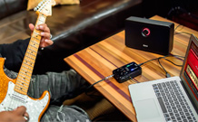 iRig Pro DUO. For iPhone, iPad, Android and Mac/PC