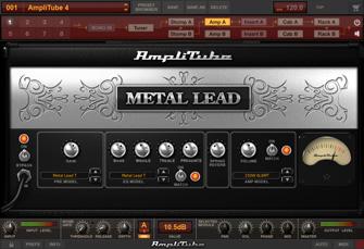 AmpliTube Metal