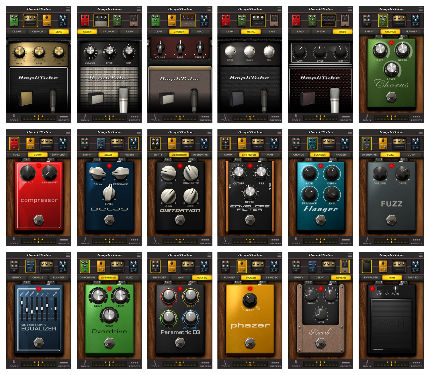 iRig UA - The first universal digital interface and guitar processor for Android