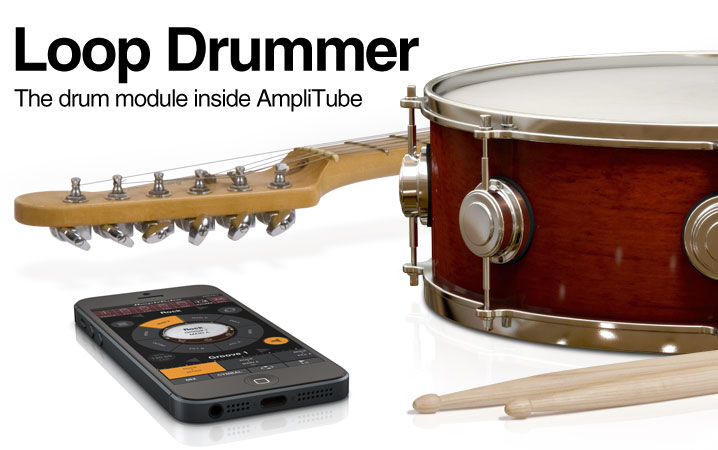 Loop Drummer for AmpliTube