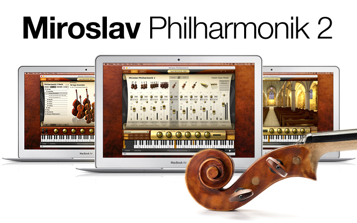 Miroslav Philharmonik 2 - The new Orchestra with Legendary Soul