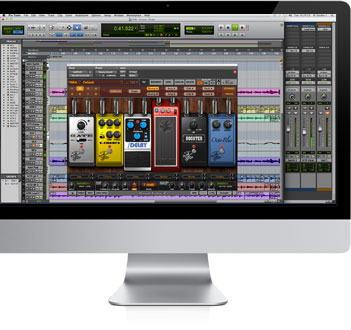 Amplitube Slash Plug-in