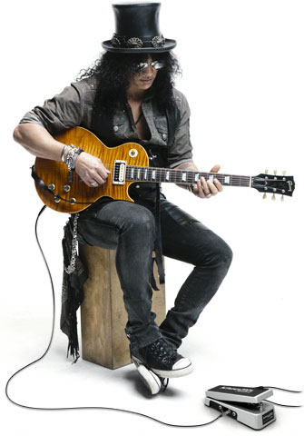 Slash playing