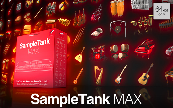 SampleTank Max Bundle