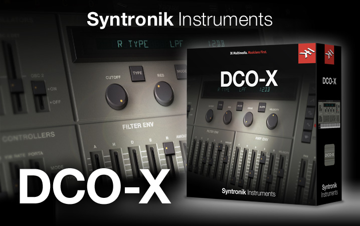 Syntronik Instruments - DCO-X