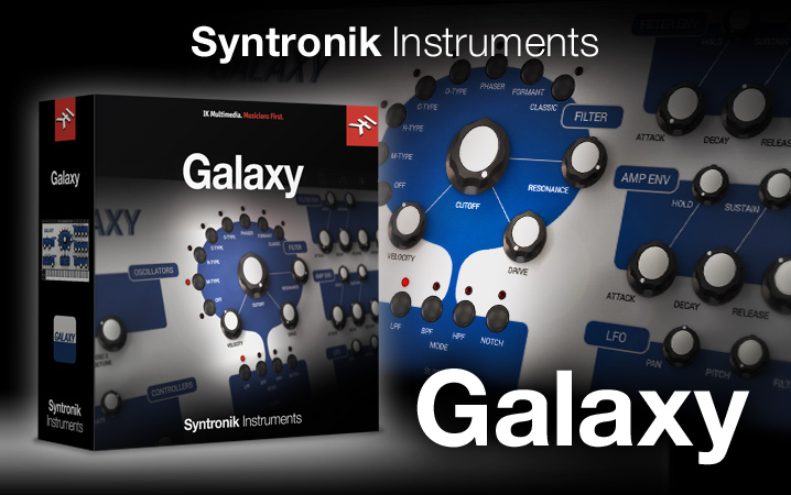 Syntronik Instruments - Blau
