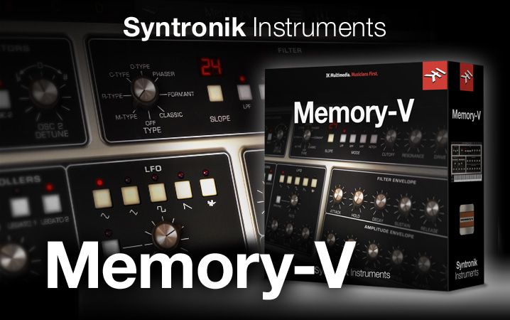 Syntronik Instruments - Memory-V