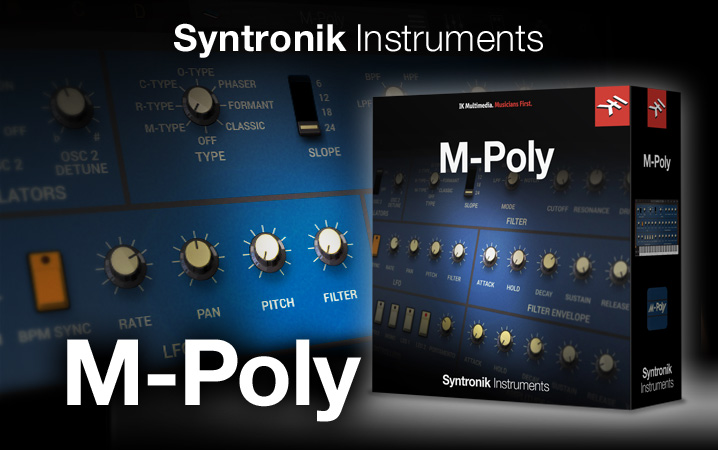 Syntronik Instruments - M-Poly