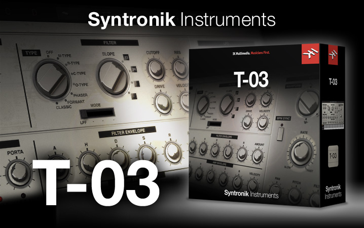 Syntronik Instruments - T-03