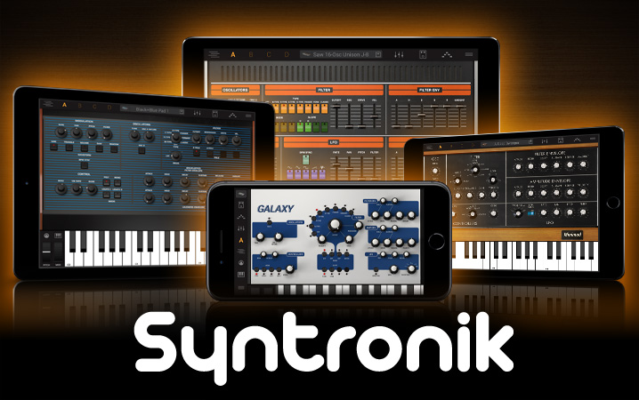 Syntronik - The legendary synth powerhouse