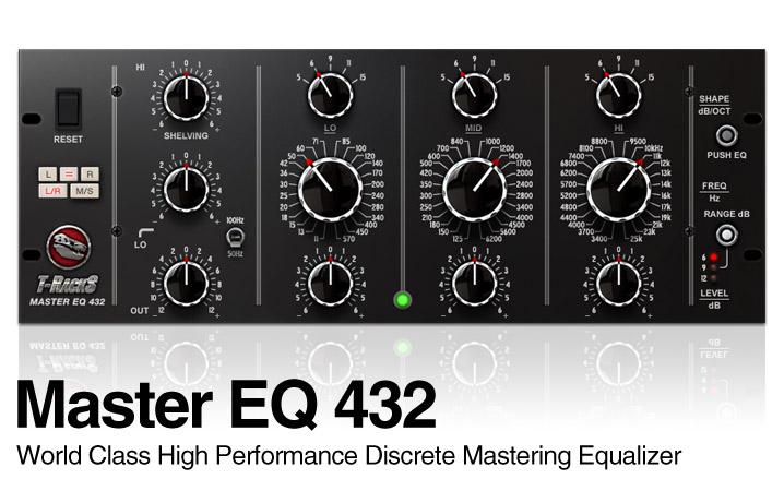 Master EQ 432