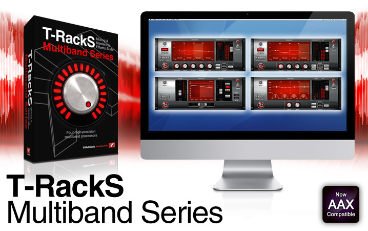 T-Racks Multiband Series