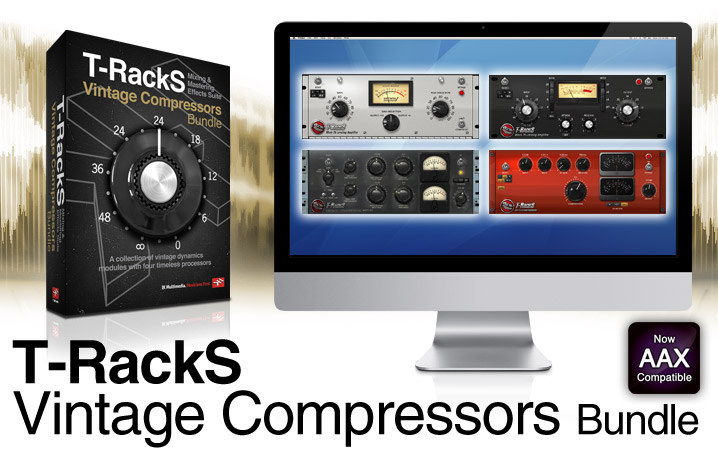 T-Racks Vintage Compressors Bundle
