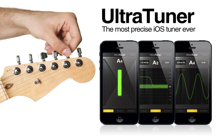 UltraTuner - The most precise tuner for iOS ever