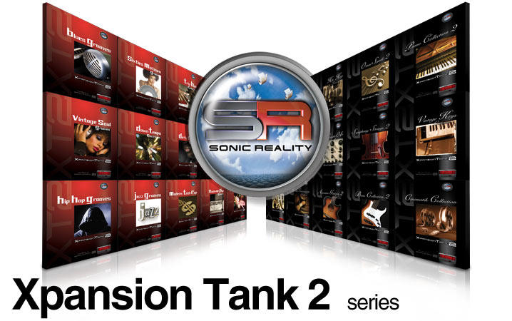 Xpansion Tank 2 Series