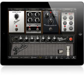 Fender Collection for iPad