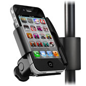 Mic Stand Clip for iPhone and iPod touch