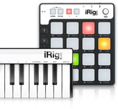 iRig Keys + iRig Pads Bundle