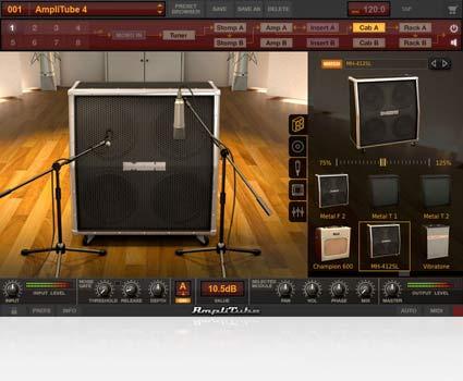 IK Multimedia - AmpliTube 4