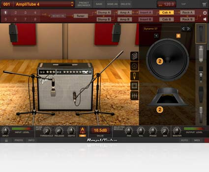 IK Multimedia - AmpliTube 4