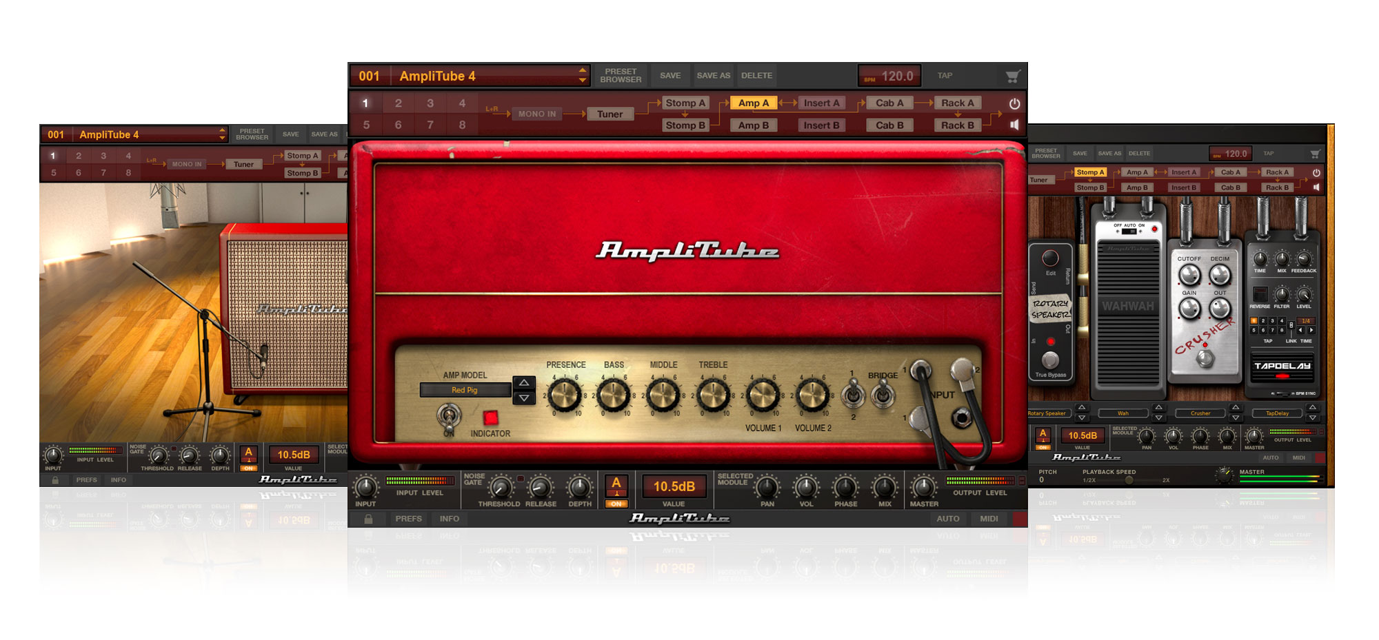 Ik Multimedia Amplitube 4 Download Image Amplifier Sederhana Transistor Audio Circuits Pc Is A Guitar And Bass Tone Studio For Mac That Works As Standalone Application Plug In Your Favorite Daw