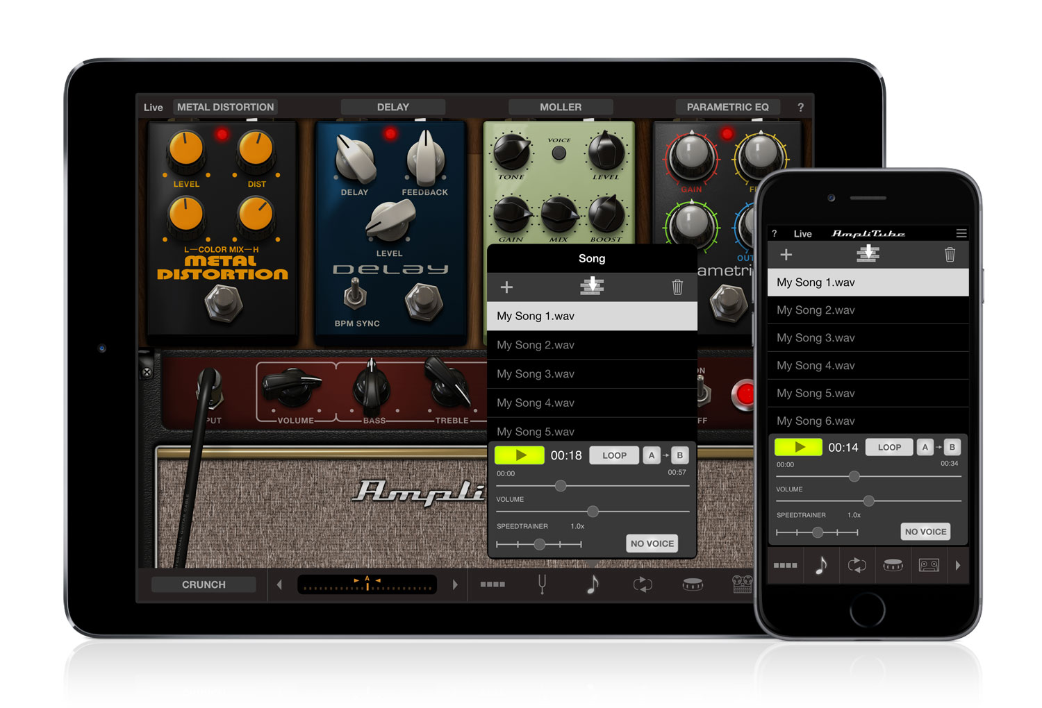 IK Multimedia - AmpliTube for iPhone/iPad