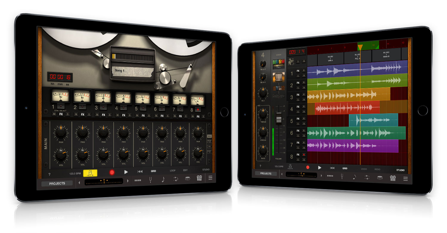 Ik Multimedia Amplitube For Iphone Ipad Download Image Led Light Circuit Board Pc Android And Two Ipaair2 Rec