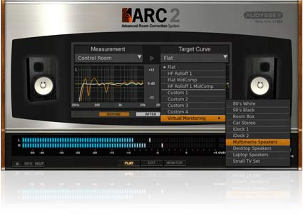 IK Multimedia - ARC System 2 5