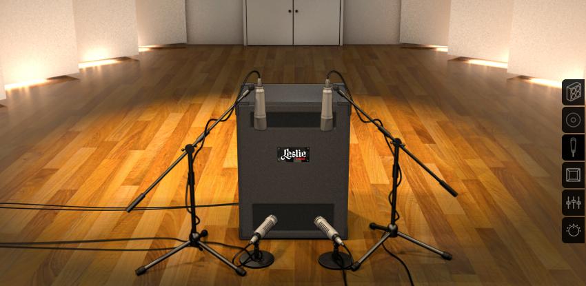 Leslie Studio12 Cab™