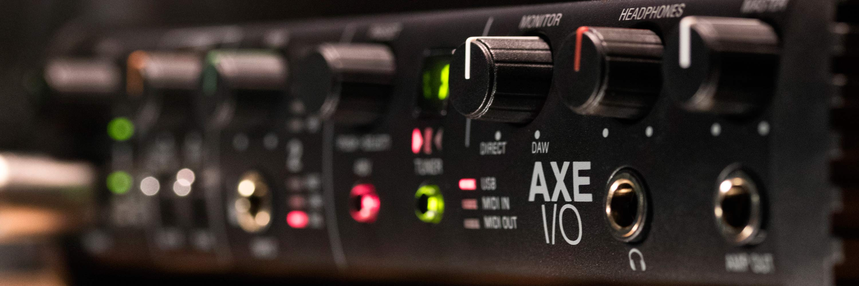 AXE I/O premium audio interface