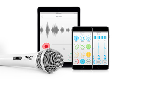 IK Multimedia - EZ Voice