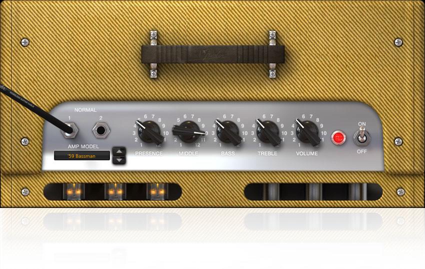 IK Multimedia - Fender Collection
