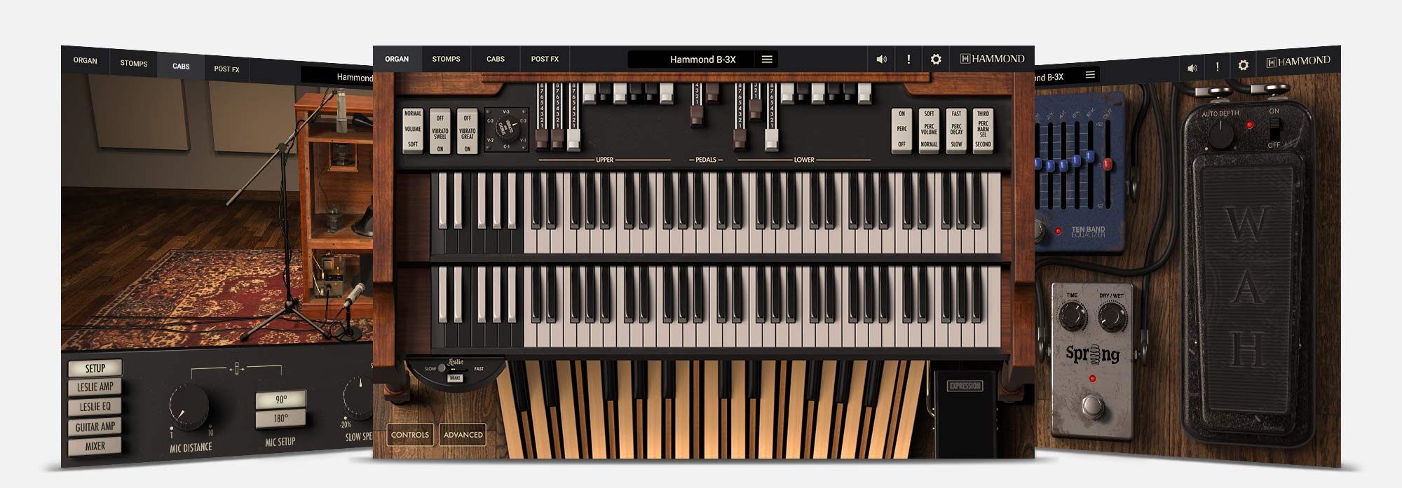 IK Multimedia Hammond B-3X Crossgrade eDelivery JRR Shop