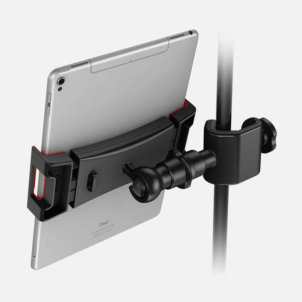 iKlip 3 - side pole mount