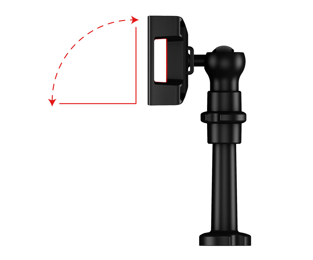 iKlip 3 - up to 1.2inches/30mm pole