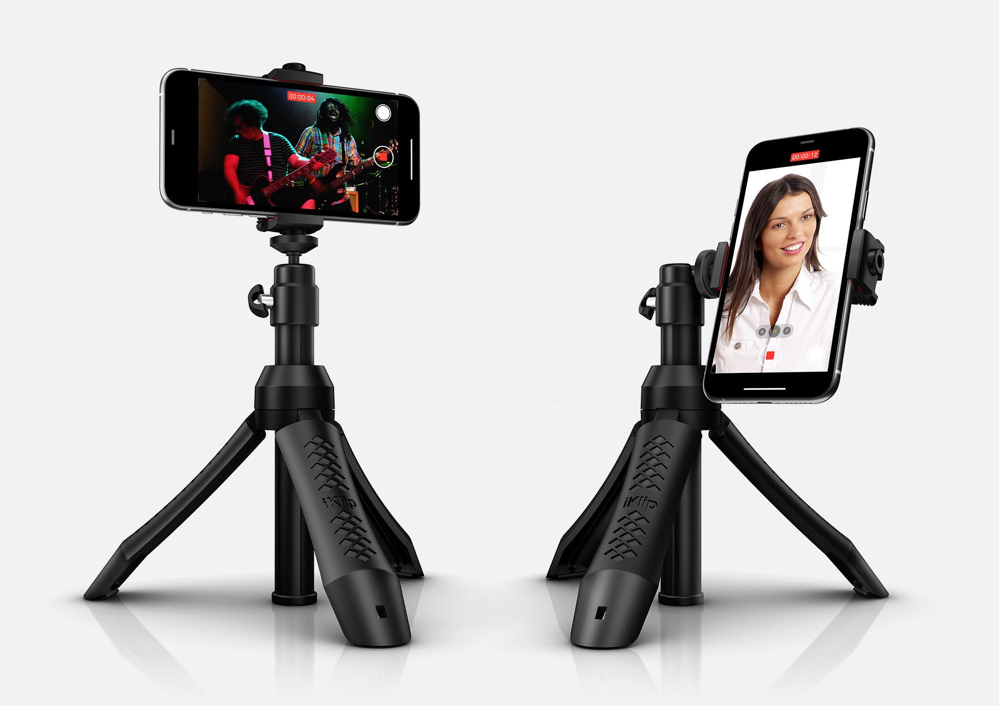 iKlip Grip Pro Portrait and Landscape