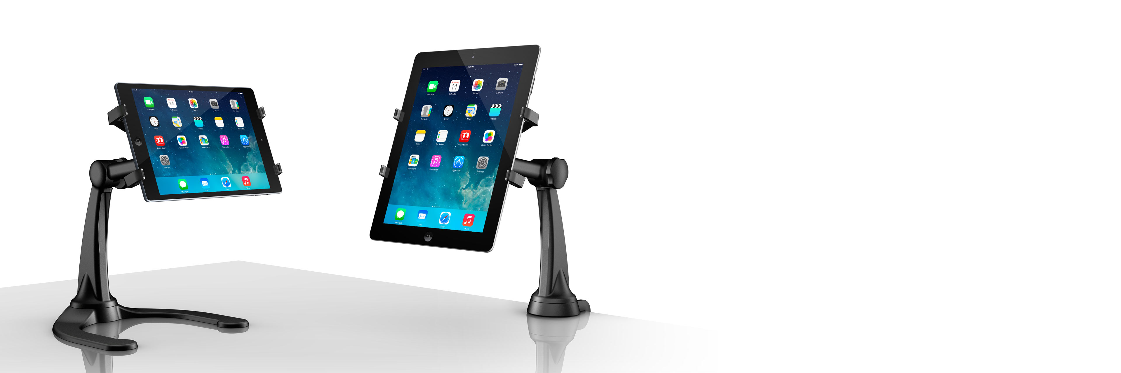 Ik Multimedia Iklip Xpand Stand Full Bike Pato Fx 1 Universal Tabletop Riser For Ipad And Other Tablets
