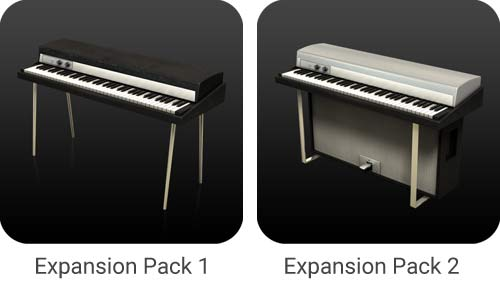 IK Multimedia - iLectric Piano