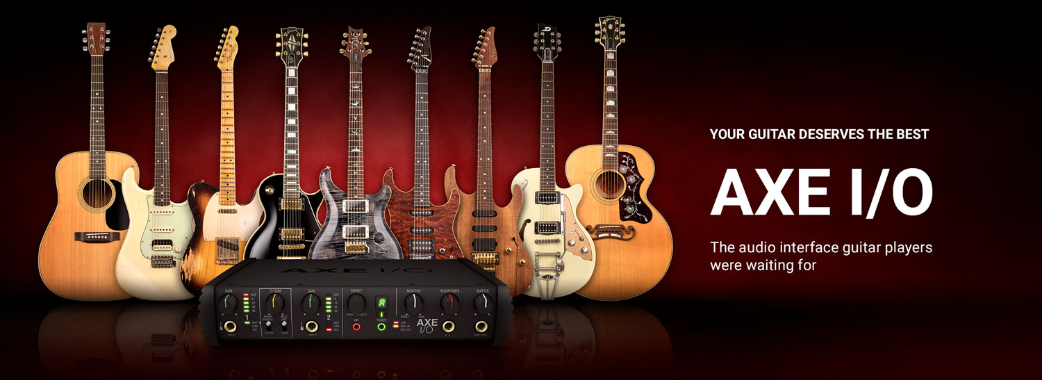 IK Multimedia - AmpliTube Custom Shop
