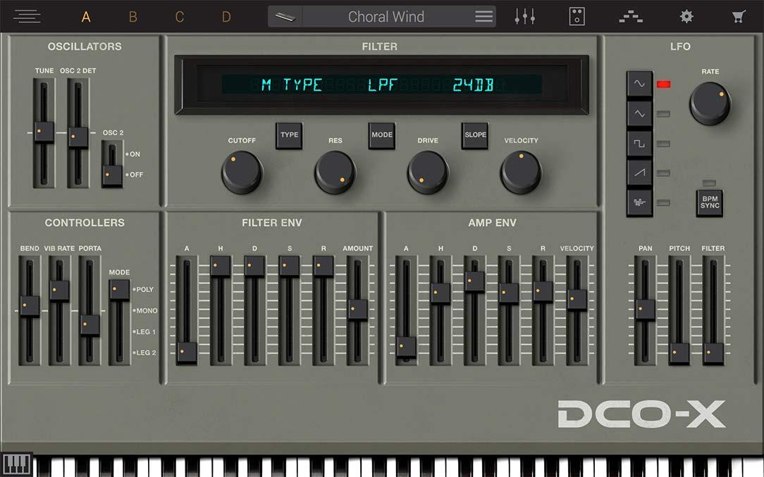 DCO-X