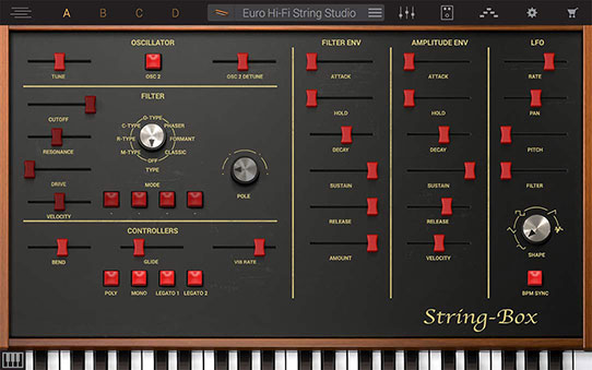 IK Multimedia - Syntronik Deluxe