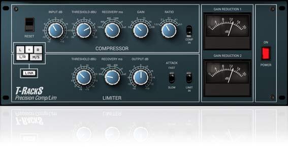 IK Multimedia - Precision Comp/Limiter