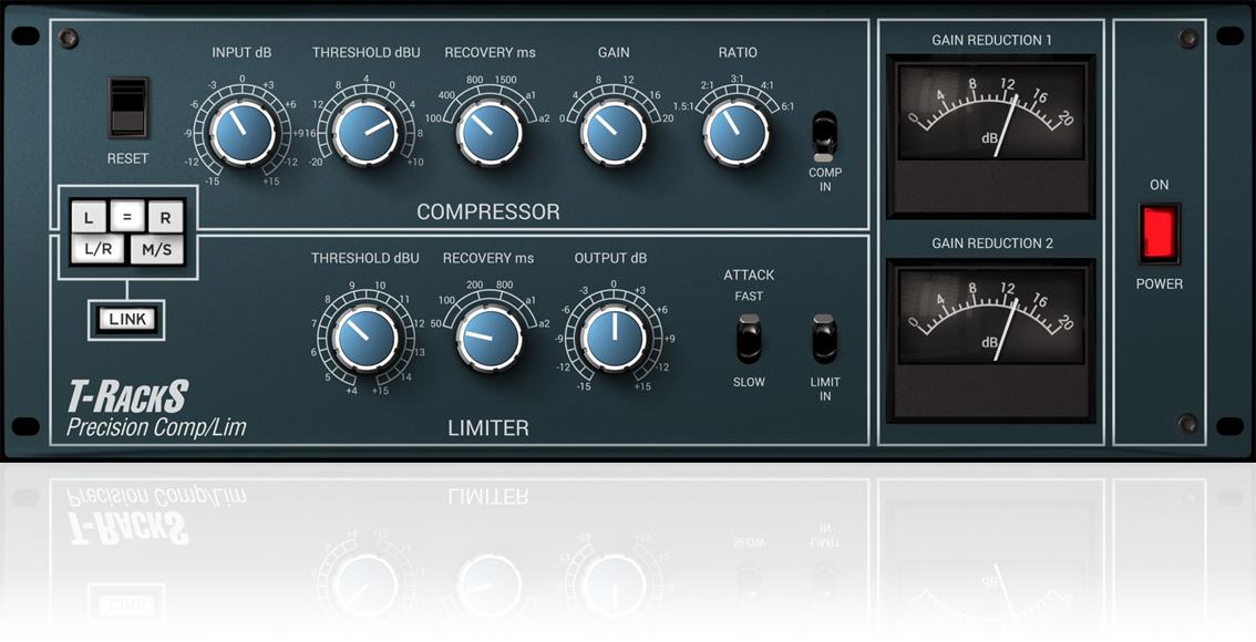 Precision Comp/Limiter
