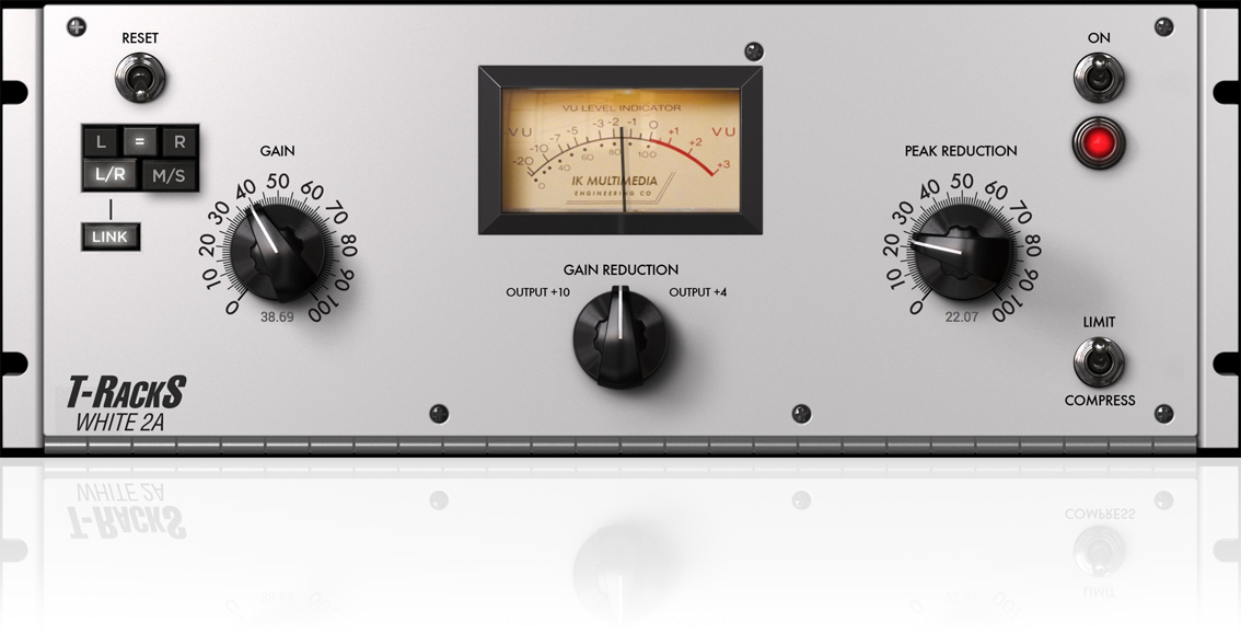 White 2A Leveling Amplifier