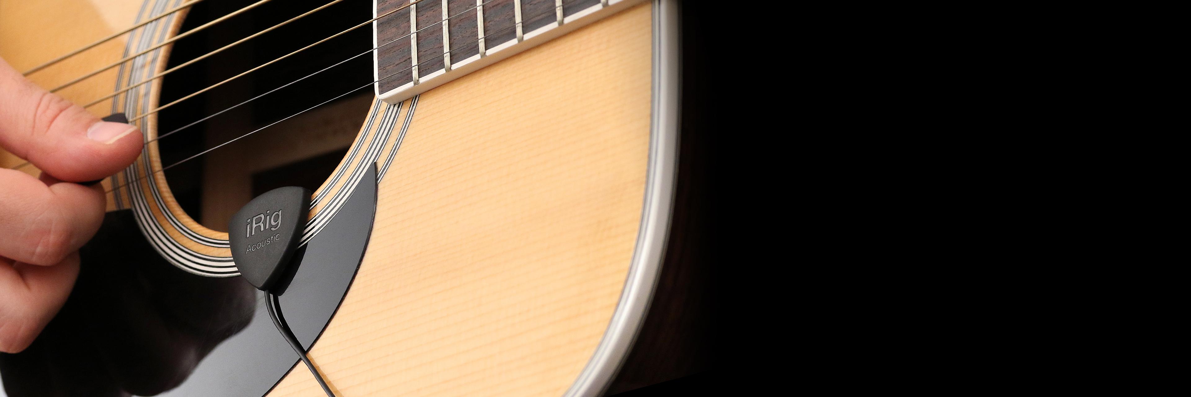 Ik Multimedia Irig Acoustic Steel Guitar Wiring Diagram Mobile Microphone Interface