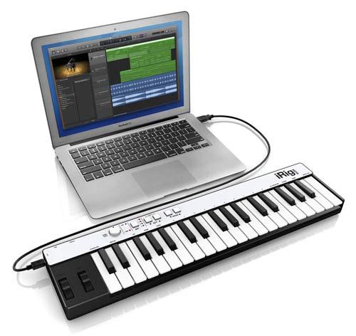 IK Multimedia - iRig Keys